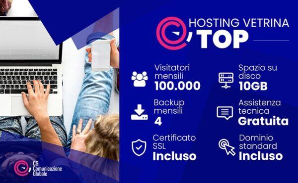 hosting-sito-vetrina